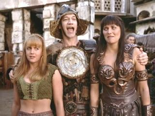 xena groundhog day pop classics xena warrior princess been there done that