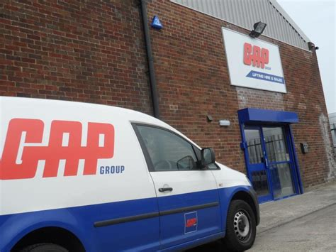 narrowing the gap new waltham cross depot opens for business