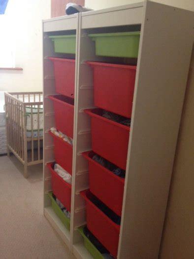 ikea 2 open wardrobesstorage with shelves for