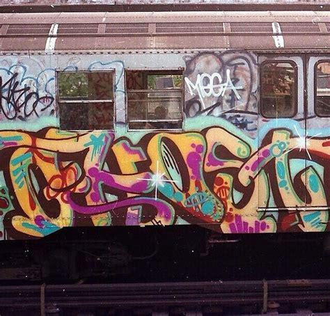 nyc nostalgia nyc subway graffiti ghost ris nyc