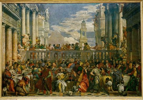The Wedding At Cana Humanism by The Wedding At Cana The Taruskin Challenge