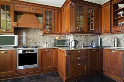Wood Types For Kitchen Cabinets | types of kitchen cabinets wood kitchen cabinet