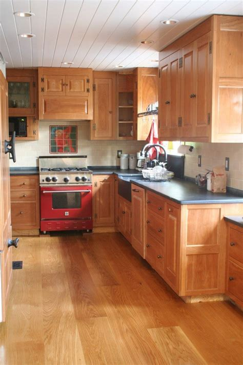 wood kitchen cabinets with wood floors choosing a wide plank wood floor for your kitchen hull