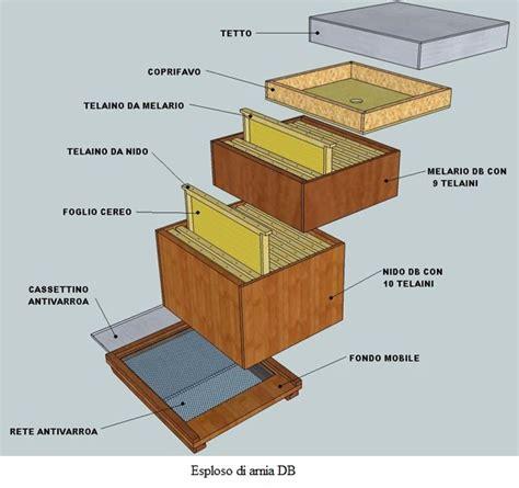 cassetta per apicoltori il miele rivista di agraria org