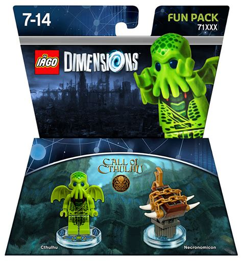 lego themes list lego dimensions cthulhu fun pack special lego themes