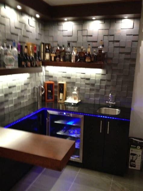 Cool design for Small Bar   Contemporary   Wine Cellar
