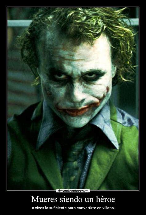 imagenes joker heath ledger las mejores frases del joker taringa