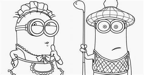 minions thanksgiving coloring pages minion despicable me coloring pages