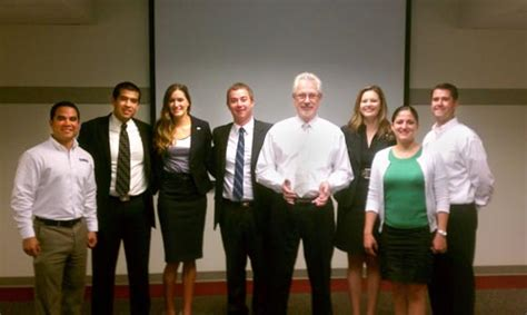 Utep Mba Program by Utep Corporate Engagement Teams Present To Enterprise