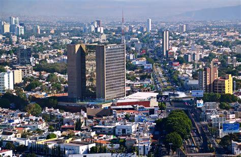 Small American Cities by Guadalajara Mexico Tourist Destinations