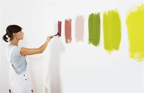 painting a wall paint the wall home design