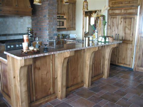 kitchen island custom full height corbels flickr