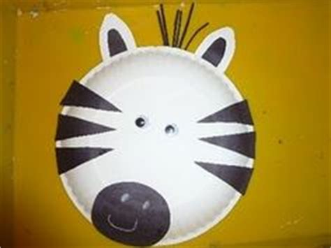 Zebra Paper Plate Craft - 1000 images about paper plate crafts on paper