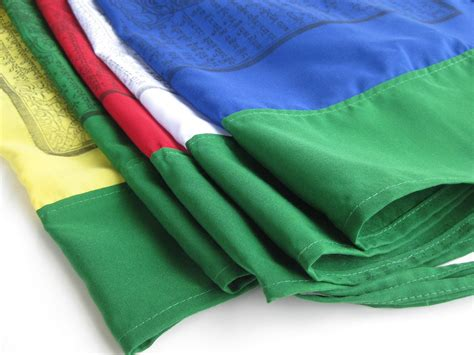 high quality cotton vertical tibetan prayer flags high quality cotton with