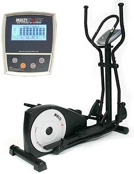 Sepeda Eleptical Cross Trainner Sports Multi Fungsi multisports elliptical cross trainer fitness destination