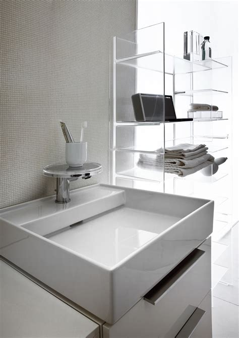 Kartell Bathroom Furniture by The Kartell By Laufen Bathroom Collection Is Born Kbis