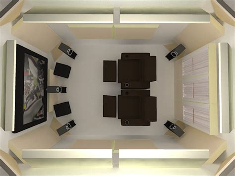 Home Design Home Theater by Realtraps Manhattan Home Theater