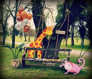 Birthday Decoration Ideas At Home For Boy Outdoor Birthday Party Decorations Party Themes Inspiration