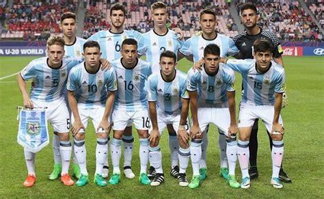 mundial sub20 argentina el fracaso y la eliminaci 243 n