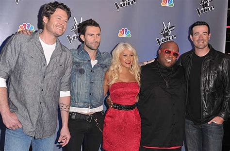 shelton is the best coach on the voice the voice coaches and contestants offer marriage advice