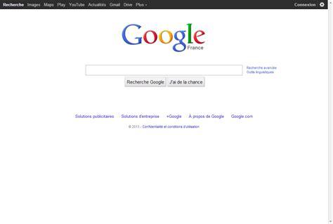 design my google page google une page d accueil encore plus 233 pur 233 e un nouveau