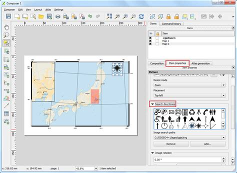 qgis tutorial scale making a map qgis tutorials and tips