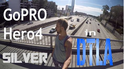 Gopro 4 Baru Gopro 4 Silver Skating Dtla High Resolution 1440 3 Doovi