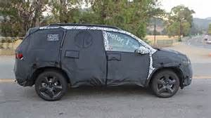 suv honda inside look honda passport suv spied inside and out