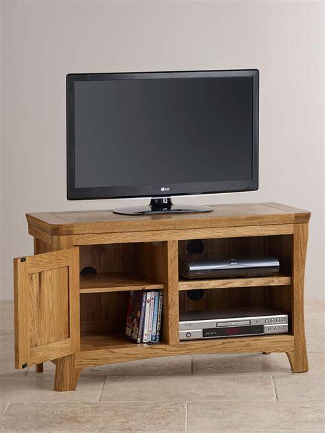 orrick rustic oak tv cabinet orrick rustic solid oak tv dvd cabinet living room