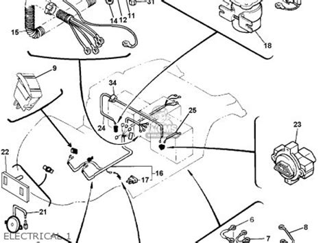 yamaha g16 wiring diagram yamaha free engine image for