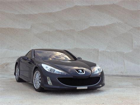 peugeot supercar 2004 peugeot 907 concept peugeot supercars