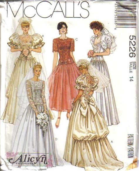 patterns sewing bridesmaid dresses oop bridal wedding gown bridesmaid dress misses size