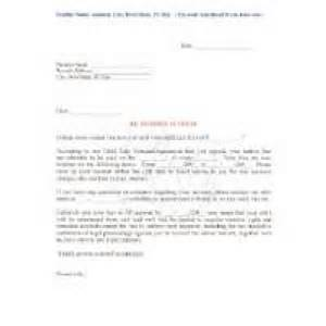 Letter sample overdue balance letter template and collection letter
