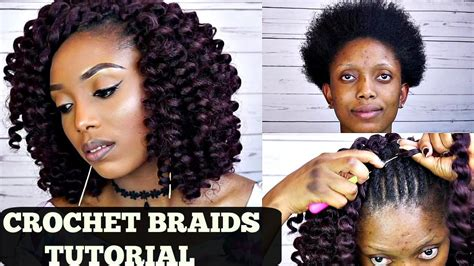 how long to keep in crochet braids how to crochet braids tutorial beginners friendly youtube