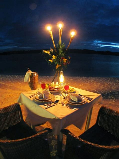 romantic dinner romantic dinner setup on the beach my style pinterest