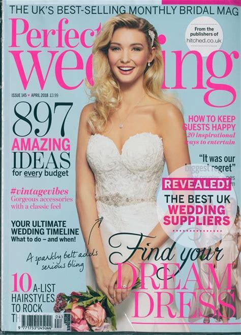 Wedding Magazines Uk by Wedding Magazine Subscription Buy At Newsstand