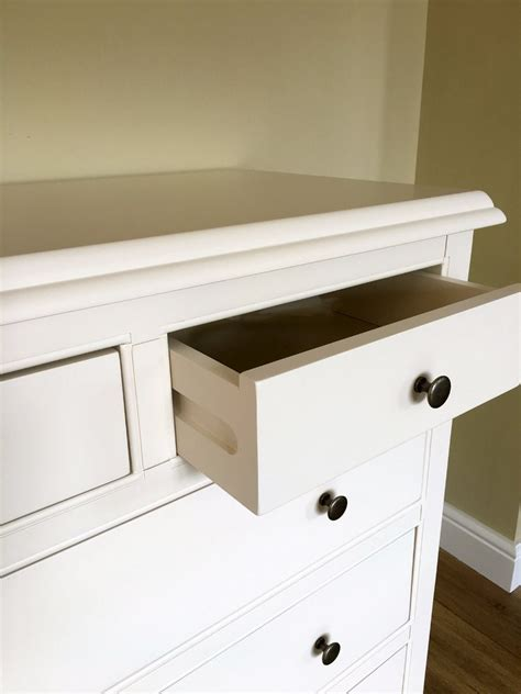 ivory chest of drawers for bedroom ivory cream solid wood 5 drawer bedroom chest of drawers