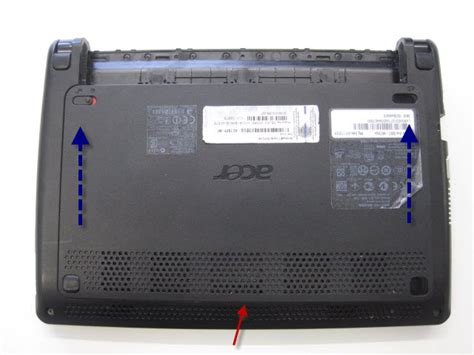 Harddisk Acer Aspire One D255 accessing memory and drive on an acer aspire one d257 busifix computers