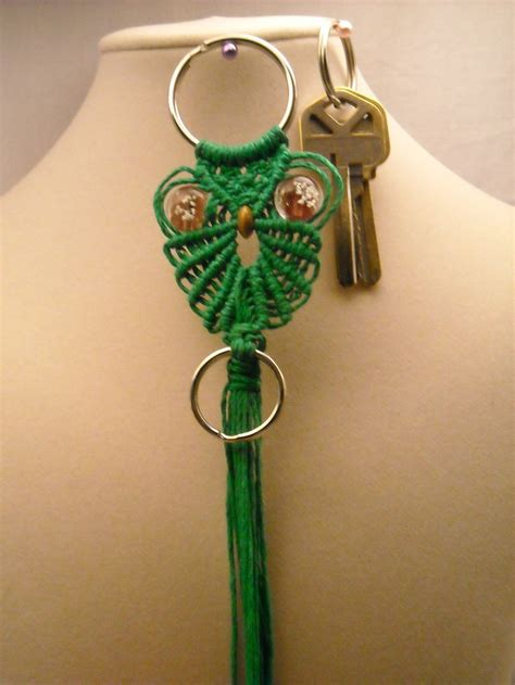 Macrame Keychain Pattern - macrame keychain pattern 28 images how to tie basic