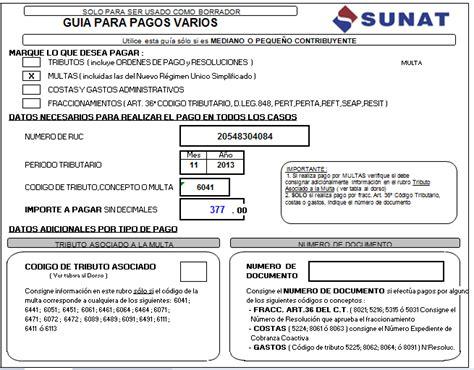 regimen especial sunat 2016 recibo por honorarios no declarados en el plame contabilidad