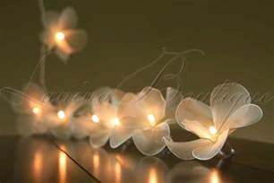 flower lights 20 orchid flower led string lights