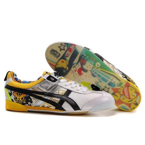 Sepatu Merk Onitsuka asics onitsuka tiger x tokidoki mex lo sportie la