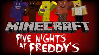 Map heal pony s five night s at freddy s minecraft edition v1 6