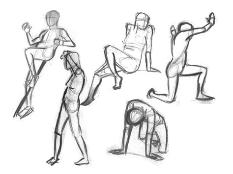 figure for drawing figure drawing powerpoint