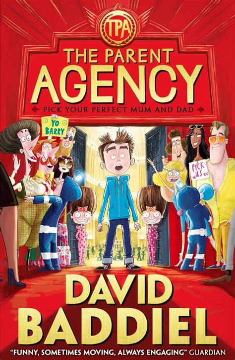 picture book literary agents uk the parent agency david baddiel gives update on