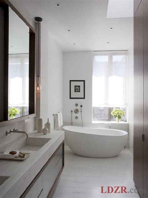 Natural white bathroom decorating ideas home design and ideas