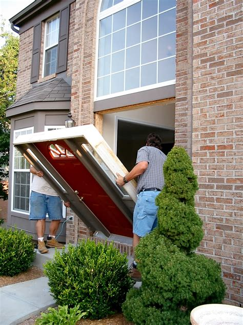 Installing A Exterior Door Front Door Replacement In Sacramento Call 916 472 0507