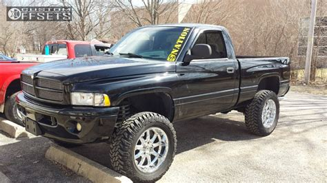 1999 dodge ram 1500 4x4 lifted on xd 20 s and 38 s needs engine work wheel offset 1999 dodge ram 1500 aggressive 1 outside fender suspension lift 3 custom rims