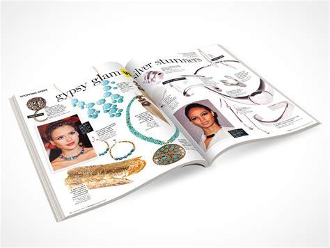 Free Magazine PSD Mockups   PSD Mockups