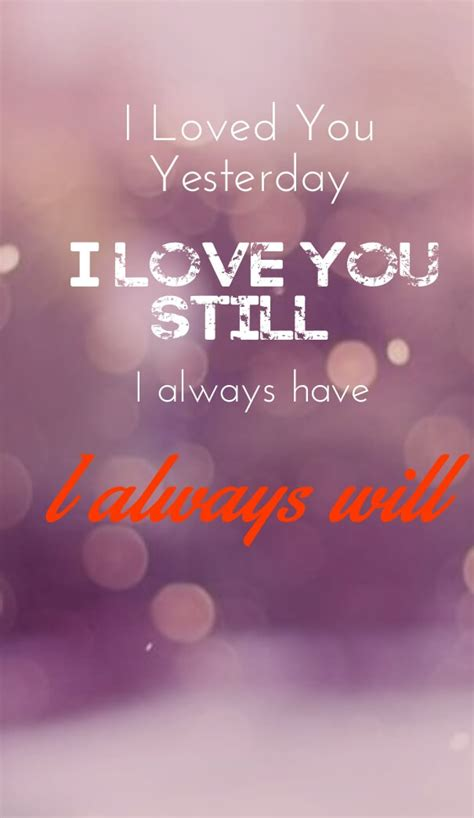 Wall Stickers Cheap loved you yesterday love you still always have always will